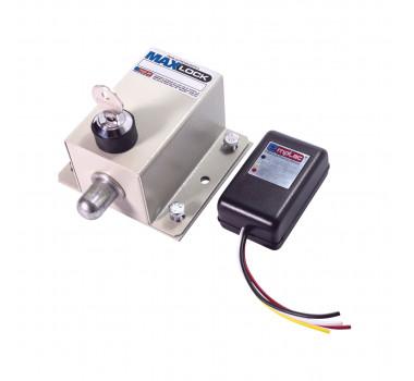 Trava Eletromagnética 127V Com Temporizador e Rampa