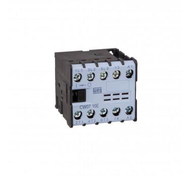 Mini Contator Tripolar CW07  Weg 220V