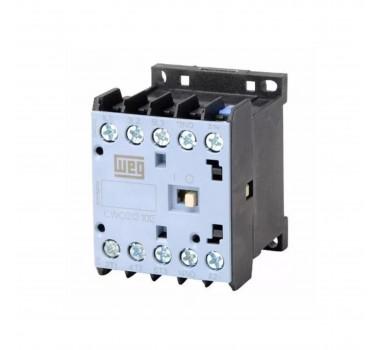 Mini Contator Tripolar CWC012 Weg 220V