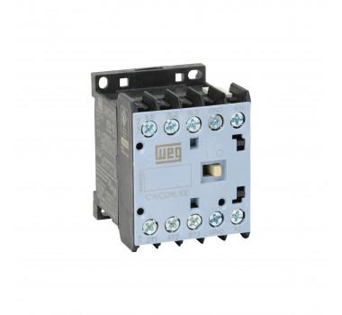 Mini Contator Tripolar CWC016 Weg 220V