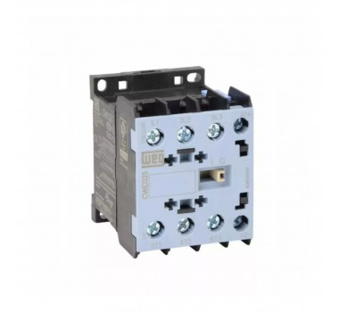 Mini Contator Tripolar CWC025 Weg 220V