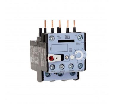 Rele Térmico-Sobrecarga Para Mini Contator Rw17 1d3 11-17a WEG